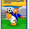 Thumbnail image for Club Penguin Sports Catalog Cheats for May 2009