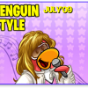 Thumbnail image for Club Penguin Clothing Catalog Cheats for July 2009