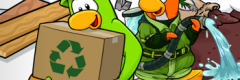 Thumbnail image for Club Penguin Earth Day and New Room