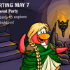 Thumbnail image for Club Penguin Medieval Party 2010 Coming Soon