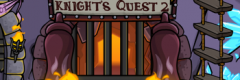 Thumbnail image for Club Penguin Knight's Quest 2 2010