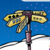 Thumbnail image for Club Penguin Fireworks for New Year's 2011