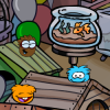Thumbnail image for Brown Puffle Available in Pet Shop