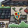 Thumbnail image for Club Penguin Medieval Shield Pin