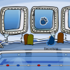 Thumbnail image for Club Penguin Polar Paw Print Pin