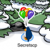 Thumbnail image for Balloon Bunch Pin in Forest