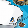 Thumbnail image for Club Penguin Conch Shell Pin at Iceberg