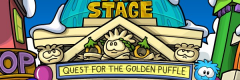 Thumbnail image for Quest for the Golden Puffle Returns to the Stage