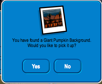 Giant Pumpkin Background