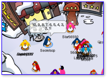 Post image for How to Say Numbers in Club Penguin