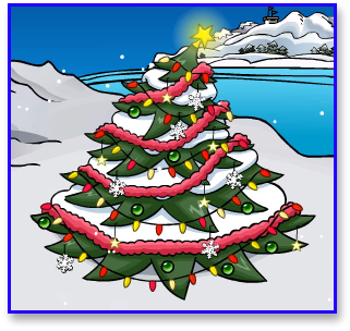 Club Penguin Christmas Party Cheats and