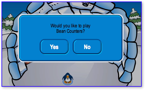 Club Penguin Bean Counters Million Coin Cheat