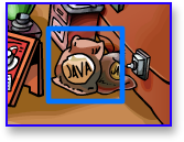 Club Penguin Bean Counter