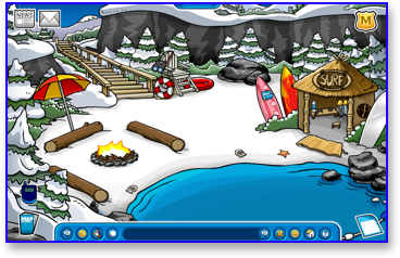 Club Penguin Cove