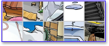 Sneak Peek of Club Penguin Easter Egg locations