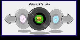 Patrick's Jig in Club Penguin Dance Contest