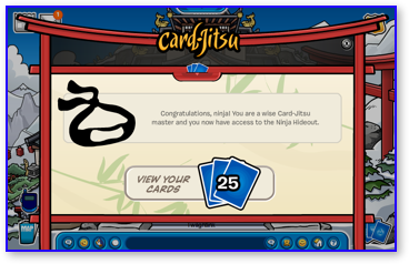 Post image for Club Penguin Card-Jitsu Updates