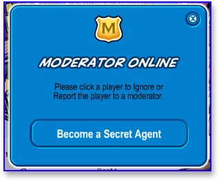 Become a Secret Agent