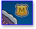 Club Penguin Moderator Badge