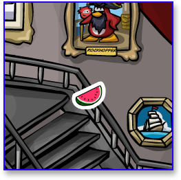 Post image for Club Penguin Watermelon Pin