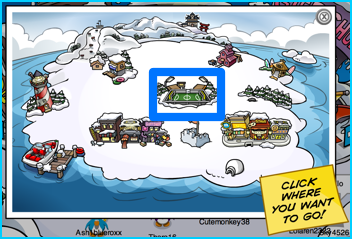 Post image for Club Penguin Soccer Pitch Returns