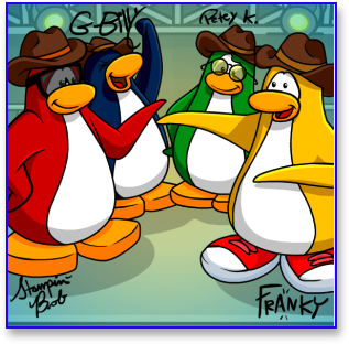 Post image for Club Penguin Band Tracker