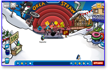 club-penguin-music-jam-2009-ski-village