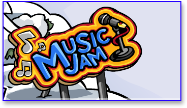 Post image for Club Penguin Music Jam 2009