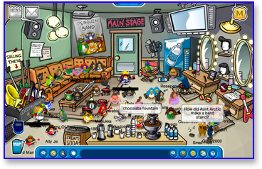 club-penguin-music-jam-backstage