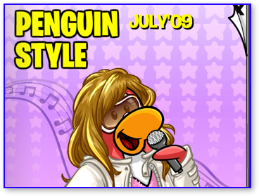 Post image for Club Penguin Clothing Catalog Cheats for July 2009