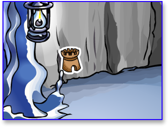 Post image for Club Penguin Sand Castle Pin