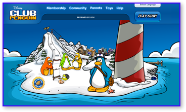 Post image for Club Pinguin