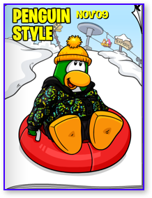 Post image for Club Penguin Clothing Catalog Cheats for November 2009