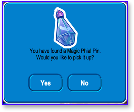 club-penguin-magic-phial-pin