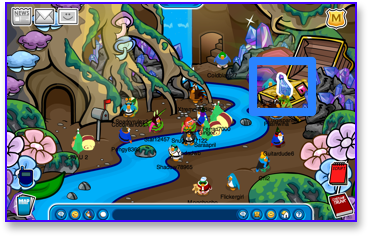 club-penguin-norman-swarm-underground