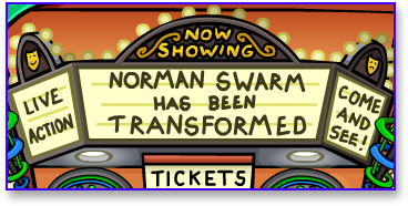Post image for Norman Swarm Has Been Transformed
