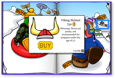 club-penguin-red-viking-helmet-nov09