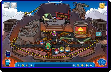 Post image for Club Penguin Fire Dojo