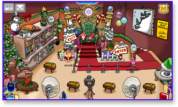 club-penguin-christmas-party-2009-book-room