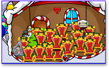 Post image for Club Penguin Mystery Present Revealed