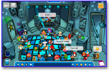 club penguin login