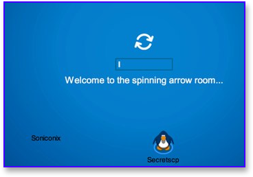 Spinning Arrow Room