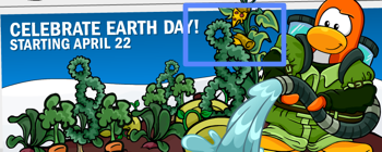 Club Penguin Pizza Plant