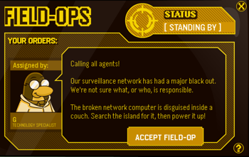 Club Penguin EPF Field-Ops 4