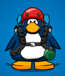 Club Penguin Mountain Expedition Gear