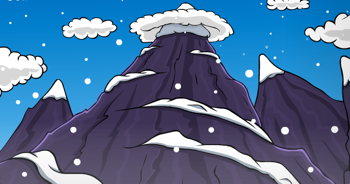 Club Penguin Mountain Expedition
