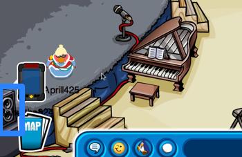 Club Penguin Dangerous Speaker