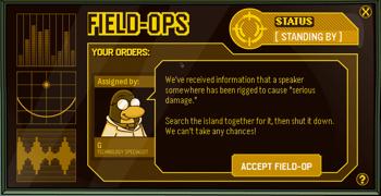 Club Penguin Field Ops 11