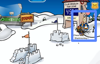 Club Penguin Field Ops 12 Clock Tower