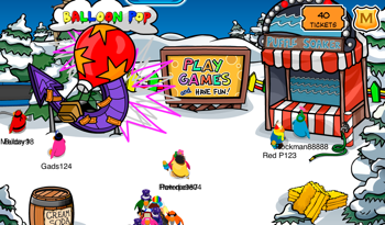 Snow Fort Games